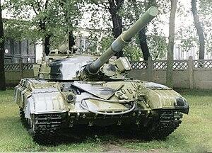الدبابات الاشقاء من العائلة تي ( انها حقا عائلة محترمة اخري ) - صفحة 5 300px-T64_21
