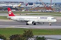 TC-JRG - A321 - Turkish Airlines