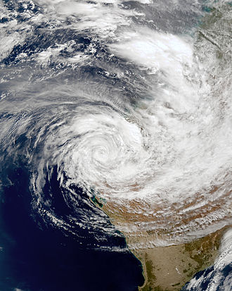 Cyclone Steve - Image: TC Steve 07 mar 2000 0240Z