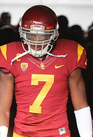 T. J. McDonald - McDonald during his time at USC