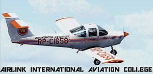 Airlink International Aviation School - Image: TOMAHWK.AIRLINK