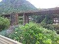 TW 台灣 Taiwan 新北市 New Taipei 瑞芳區 Ruifang District 洞頂路 Road 黃金瀑布 Golden Waterfall August 2019 SSG 09.jpg