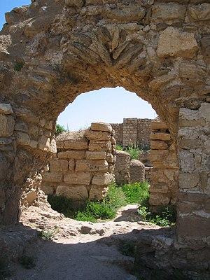 Takht-e Soleymān - Image: Takht e soleiman 4