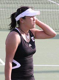 Tamarine Tanasugarn 2007 Australian Open R1.jpg
