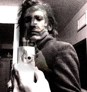 Tao Ruspoli - Tao Ruspoli's self portrait