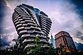 Tao Zhu Yin Yuan, Taipei 101 and Cathay Financial Center 20200919.jpg