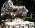 Tapir de piedra en Tizimín.jpg