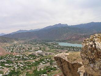 Jalal-Abad Region - Image: Tash Komur