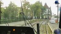 File:Tatra KT4D Cabview in Oradea (Autumn Edition).webm