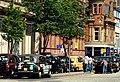 Taxi rank, Belfast - geograph.org.uk - 1347230.jpg