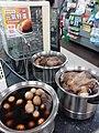 Tea eggs of FamilyMart Beijie Store 20190810.jpg