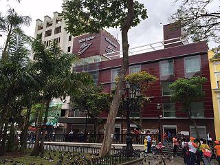 Teatro Simón Bolívar theatre in Caracas, Venezuela