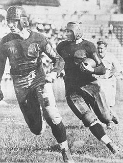 Judy Harlan American football player