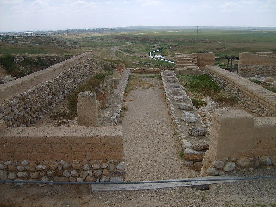 Tel Be'er Sheva Storehouse 2007041