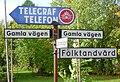 Telegraf Telefon streetsign.jpg