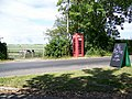 Telephone box, Langton Herring - geograph.org.uk - 1360666.jpg