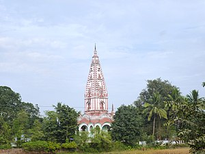 Saharsa - Temple Near Saharsa Town