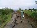 Terremoto en Costa Rica de 2009, calles destruidas.jpg