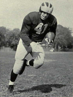Terry Barr American football player
