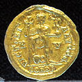 Tesoretto di sovana 016 solido di valentiniano III (455), zecca di ravenna.JPG