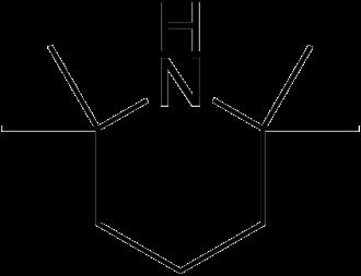 2,2,6,6-Tetramethylpiperidine - Image: Tetramethylpiperidin e