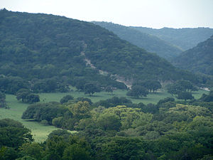 Southern United States - Texas Hill Country