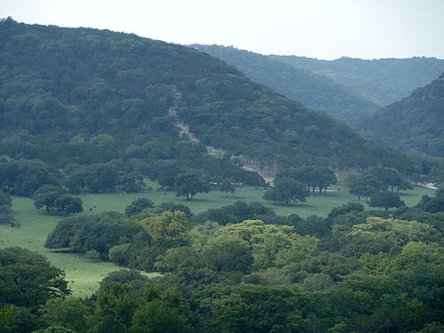 Texas Hill Country - Texas