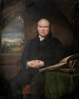 Thady Connellan - Thaddeus Connellan (James Northcote, 1824)