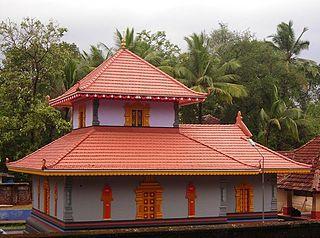 Thalikkunu Shiva Temple Hindu temple in Kerala, India