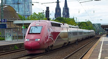 thalys the card contact