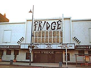 The Fridge (nightclub) Former nightclub in South London, England