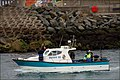 "The ""Betsy III"" departing Bangor - geograph.org.uk - 515583.jpg"
