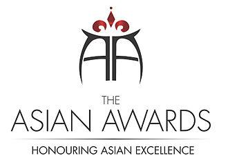 The Asian Awards - The Asian Awards Logo