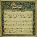 The Baby's Opera A book of old Rhymes and The Music by the Earliest Masters Book Cover 47.png