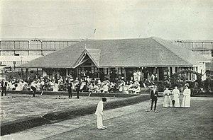 Bombay Gymkhana - The Bombay Gymkhana, c. 1905
