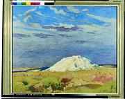The Butte de Warlencourt Art.IWMART2973