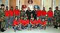The Chief of Army Staff, General Bipin Rawat in a group photograph with the youth of Gurez Valley (J&K), who are on the Army sponsored 'National Integration Tour', in New Delhi on September 21, 2017.jpg