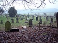 The Churchyard, Hallgarth Church - geograph.org.uk - 78699.jpg