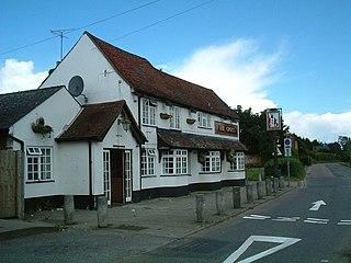 Maple Cross Human settlement in England