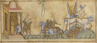 Sargonid dynasty - The Death of Sennacherib - Google Art Project