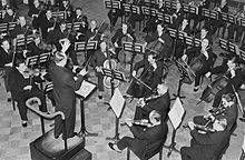 The Finnish Radio Symphony Orchestra at a live broadcast transmitted to the US, 1939..jpg