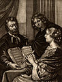 The Flute Lesson by Gerard Valck, engraver and publisher, after Wallerant Vaillant.jpg