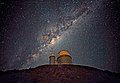 The Galactic Centre above the ESO 3.6-metre telescope.jpg