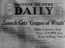 Archivo:The Grapes of Wrath (1940) - Trailer.webm