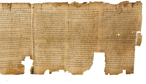 The Great Isaiah Scroll MS A (1QIsa) - Google Art Project-x4-y0