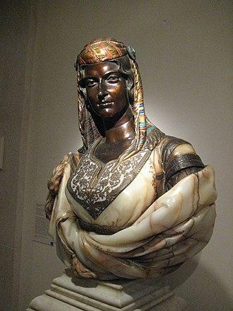 Madame Clémentine Valensi Stora (L'Algérienne) - Image: The Jewish Woman of Algiers (La Juive d'Alger)