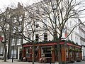 The Rugby Tavern, Rugby Street - Gt. James Street, WC1 (2) - geograph.org.uk - 1237438.jpg