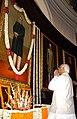 The Speaker, Lok Sabha, Shri Somnath Chatterjee paying tributes to Baba Saheb, Dr. B. R. Ambedkar on his 115th Birth Anniversary, in New Delhi on April 14, 2006.jpg