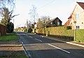 The Street through Ashwellthorpe - geograph.org.uk - 1614078.jpg