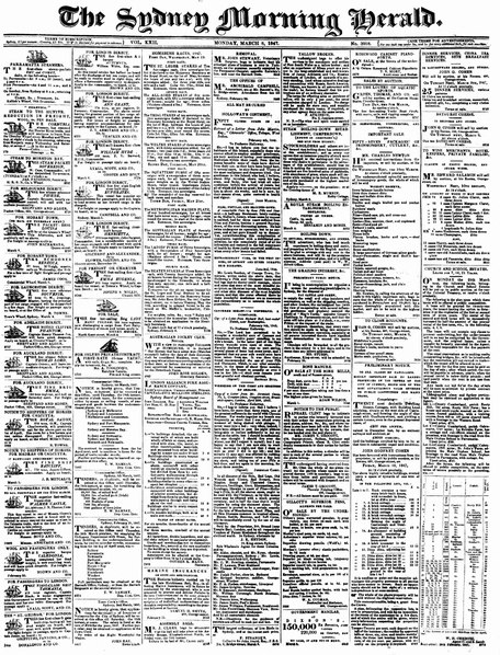 File:The Sydney Morning Herald 08 03 1847.djvu